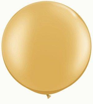 In Amerika zijn deze gigantische ronde ballonnen een enorme hit. Je ziet ze veel op blogs en in tijdschriften en maken van iedere gelegenheid (bruiloft, verjaardag, bedrijfsfeest) instant een feestje.