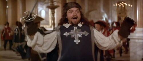 Oliver Platt Three Musketeers
