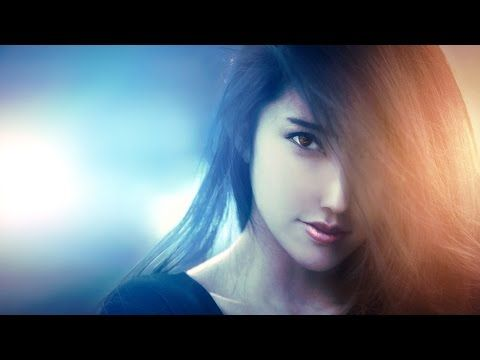 Dreamy Retouching [Glamour Lighting] Photoshop Effects - YouTube
