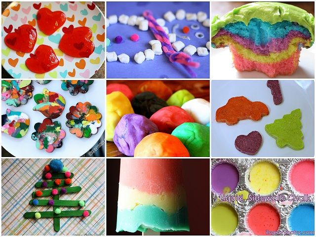 lots of fun kids crafts on this very pretty blog