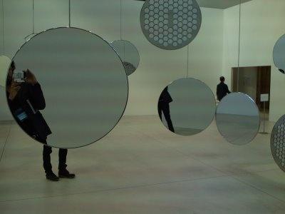 Shilpa Gupta, Don't See, Don't Hear, Don't Speak, 2008.