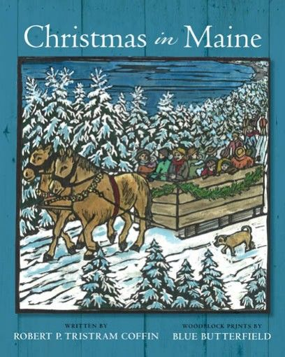 """A Special Edition of """"Christmas in Maine"""""""