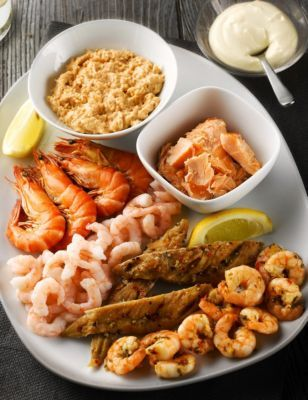 Best 25 Seafood Platter Ideas On Pinterest