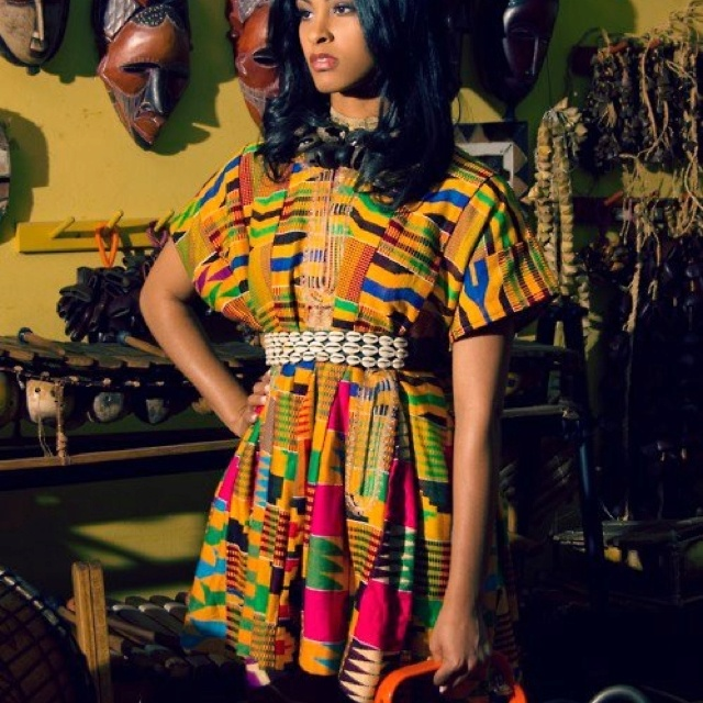 Ghana 39 S Biggest Export Kente Fashion Printastical