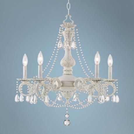 1000 images about Girly chandeliers on Pinterest