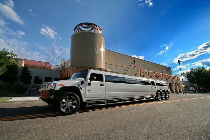 Consider a stretch limo for your special event