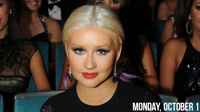 """Christina Aguilera Tells Label 'I'm a Fat Girl, Deal With It' - """"They need a reminder sometimes that I don't belong to them. It's my body. My body can't put anyone in jeopardy of not making money anymore-my body is just not on the table that way anymore."""""""