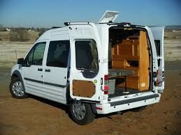 Performance Ford Bountiful >> 22 best ford transit connect camper images on Pinterest | Ford transit, Camper conversion and ...