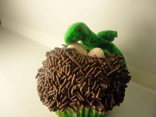 cupcake nido de dragones