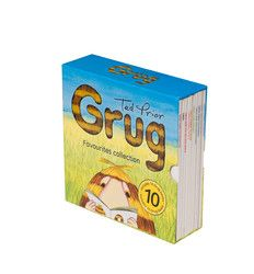 Grug Favourites Collection - gift for Bronnie