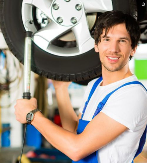 New Brakes and Shocks - Your car is one of your most valuable assets. You need it to stay on the road every day of the year so new #brakes and #shocks are vital. Finding the right #repair_shop to do the job is key.