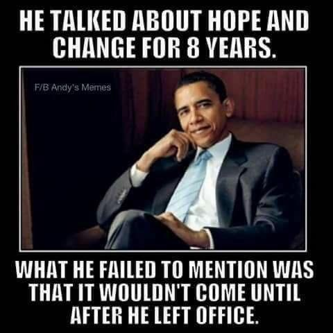 So thankful he is finally out of  office!