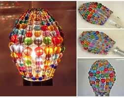 Image result for mosaic candle lamp shades