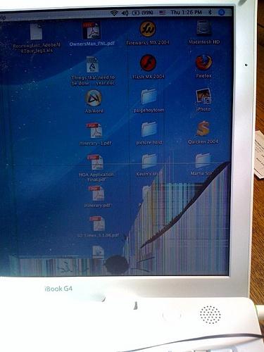 Broken Mac