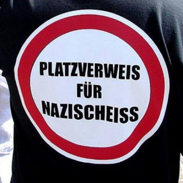 #gegenrechts #gegenmenschenhass #gegenrassismus #fcknzs #fucknazis  #fuckpegida  #fckpgda ...