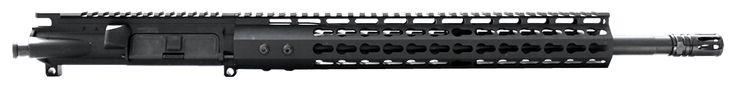 "AR-15 Upper Assembly - 16"" / 300 Blackout / 13"" CBC Arms Keymod GEN 2 AR-15 Handguard / Rail"