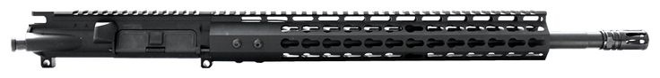 "AR-15 Upper Assembly - 16"" / 300 Blackout / 13"" CBC Arms Keymod GEN 2 AR-15 Handguard / Rail"