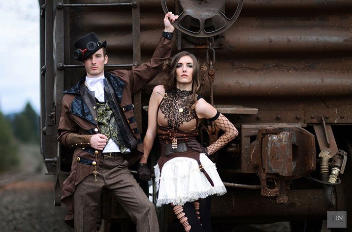 steampunk fashion photography | ... photography toby s website toby s facebook the photography in this