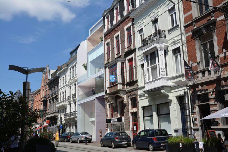 MULTIRESIDENTIAL Golden Ratio | Govaert & Vanhoutte architects
