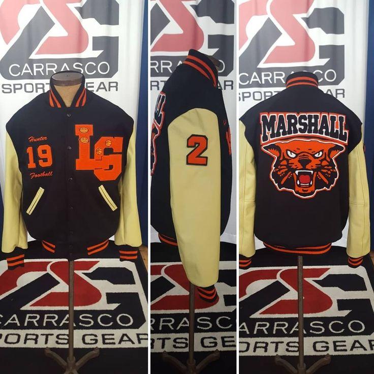 Custom Los Gatos High School Varsity Jacket by Carrasco