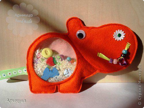 Игрушка Раннее развитие Шитьё Игрушки искалочки spy bag Фетр фото 1