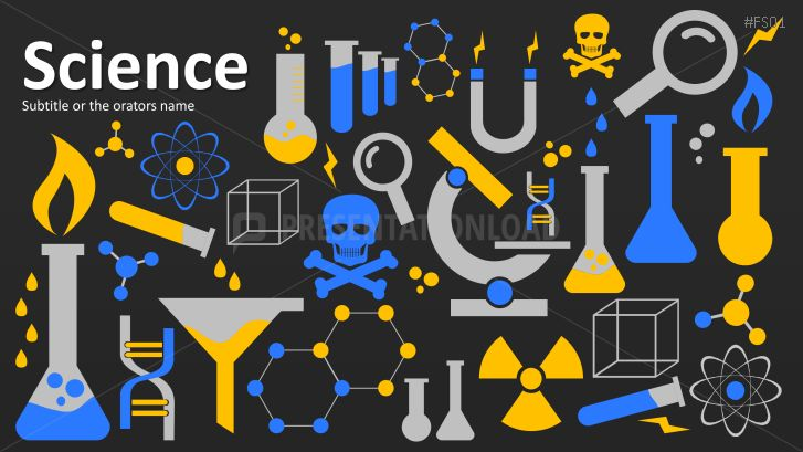 Investigación y ciencia- Plantillas PowerPoint gratuitas