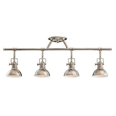 """Jones 4-Light Adjustable Ceiling Mount Bronze color - for """"breakfast nook"""""""