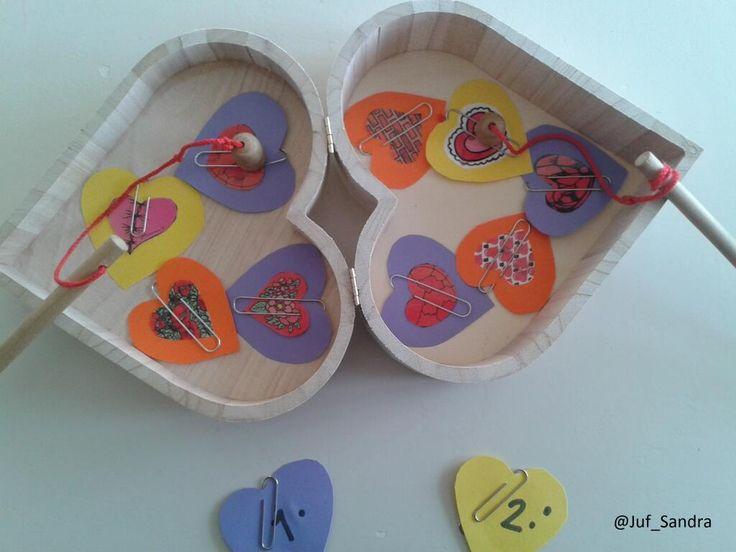 Spelletje 'Hartjes vissen' staat op mijn Yurls! #Valentijn http://jufsandra-triangel.yurls.net/nl/page/868705#topboxes… pic.twitter.com/g8ER9DBMoX