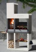 best 25 barbecue design ideas on pinterest grill design backyard grill bbq and grill barbecue. Black Bedroom Furniture Sets. Home Design Ideas