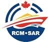 Royal Canadian Marine Search & Rescue (RCM-SAR) formerly Canadian Coast Guard Auxiliary - Pacific.  De eersten die aanwezig waren in New Orleans na passage van orkaan Katrina in 2005. (Bron: Geert Mak, Reizen zonder John).