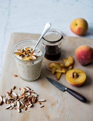 Anna Jones' chia breakfast bowls and bircher muesli recipes | The modern cook | Life and style | The Guardian