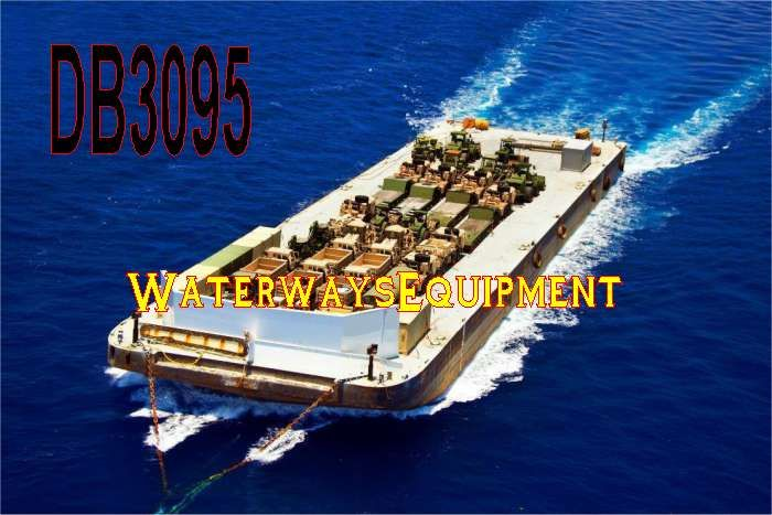 DB3095 - ABS Deck Barge For Sale