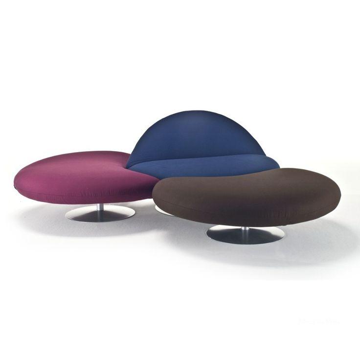 Unit type sitting system Metamorfosi by Futura S.r.l., Italy.  Модульная система сидений Metamorfosi, Futura S.r.l., Италия. #designinterior #interior #decor #mebelmr #couch