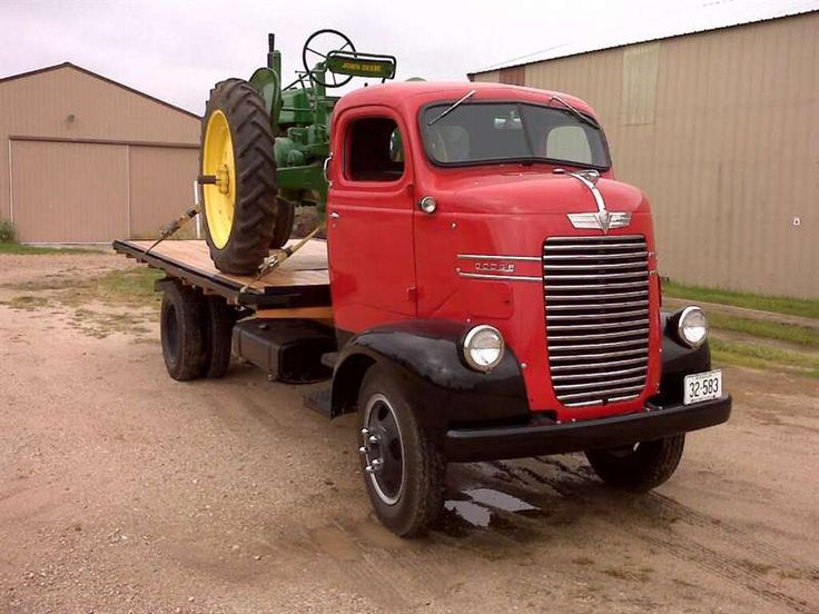 Antique International Harvester Semi Tractor : Best images about ih trucks on pinterest tow truck