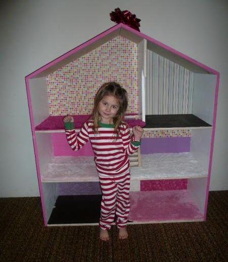 Урок по созданию кукольного домика для девочек - Мебель для кукол