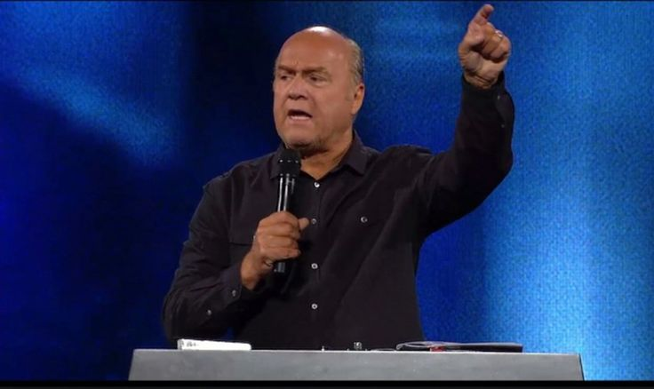 Greg Laurie é pastor da Igreja Harvest Christian Fellowship. (Imagem: Harvest Church)
