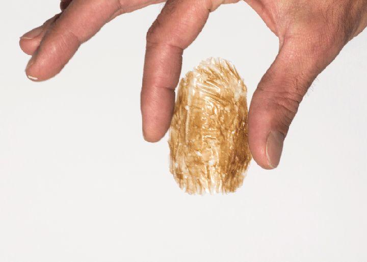 Mycelium Design ©Officina Corpuscoli   Maurizio Montalti - material sample gif2