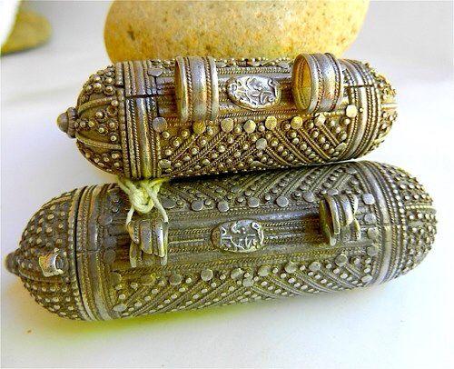 yemeni jewelery