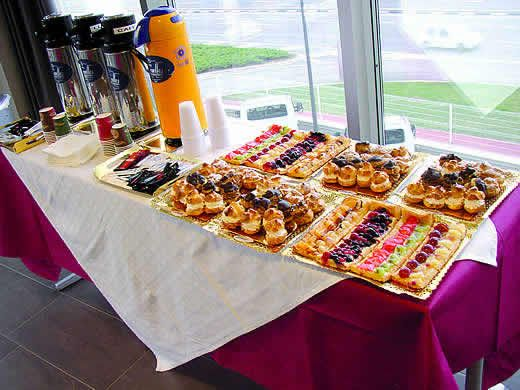 montaje de coffee break - Buscar con Google