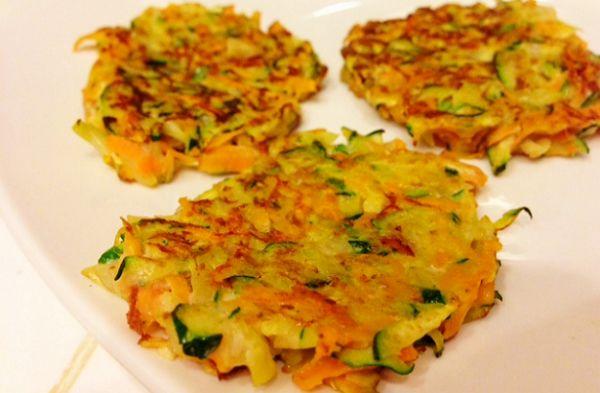 Celozrnné zemiakové placky bez vajec