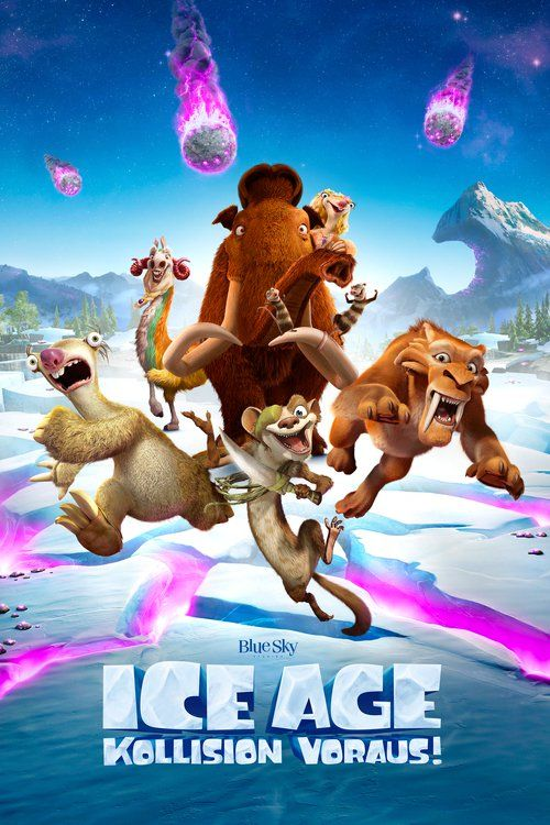 Ice Age: Collision Course 2016 full Movie HD Free Download DVDrip