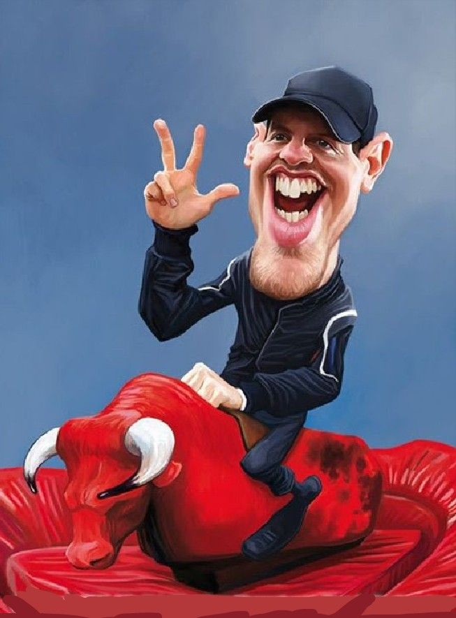 Grand Tour Celebrity Face Off: Vettel vs. Hamilton : formula1