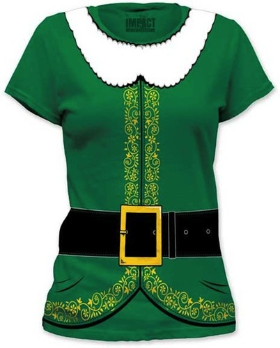 I WANT THIS. Women's ELF t-shirt!