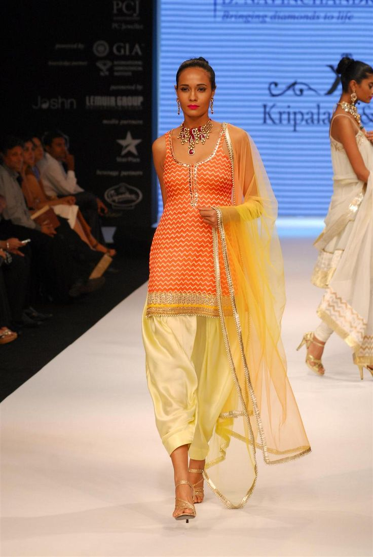 orange and lemon yellow suit #punjabisuitsalwar #punjabisuitdesings #suitdesigns #punjabisuitgirls #punjabisuitsimages #punjabisuitsonline