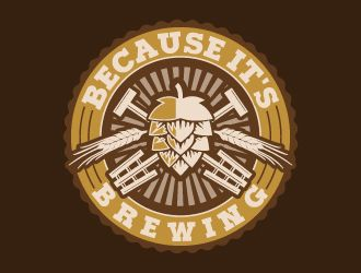 Nice #brewing #company logo design contest winner at Logo123.com