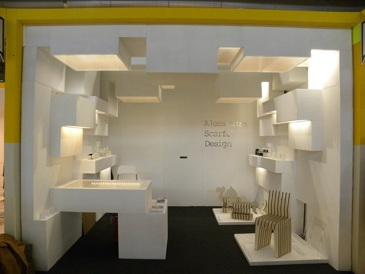 Salone Satellite 2012 stand B3
