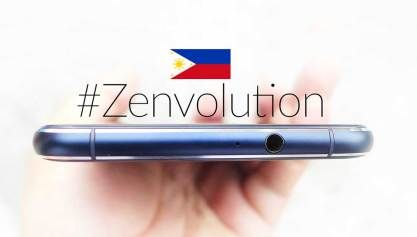 The Zenfone 3 PHILIPPINE series as of today