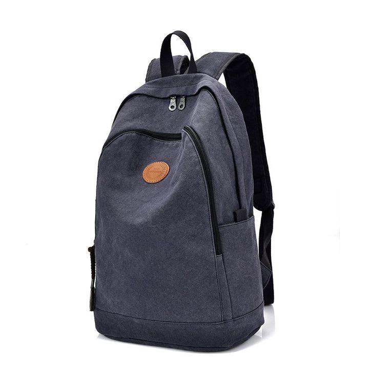Fashionable Laptop Bag Custom Logo Modern Travelling Backpack