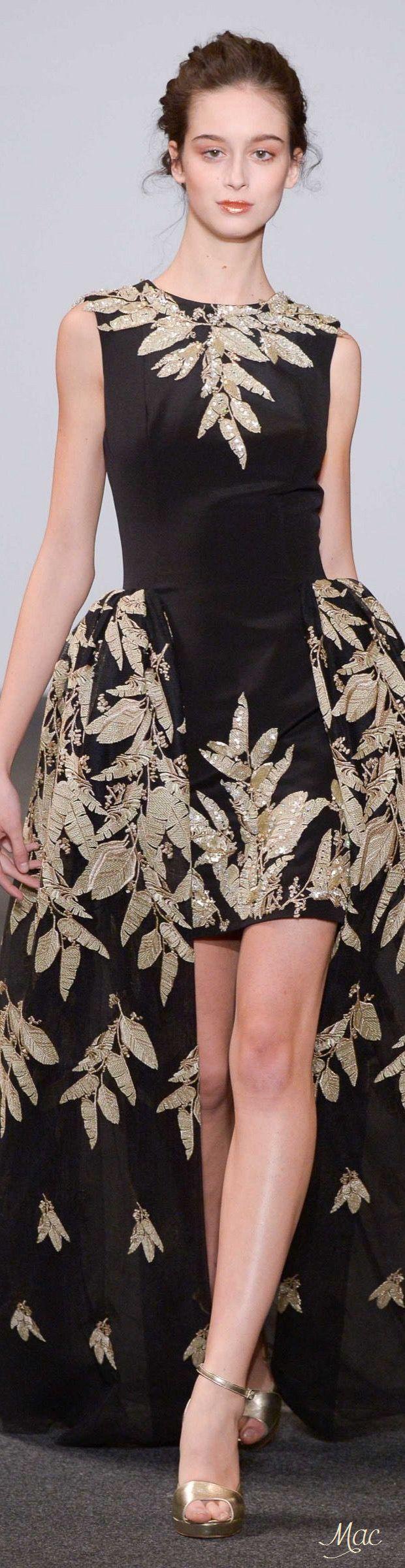 Dany Atrache Spring 2016 Haute Couture