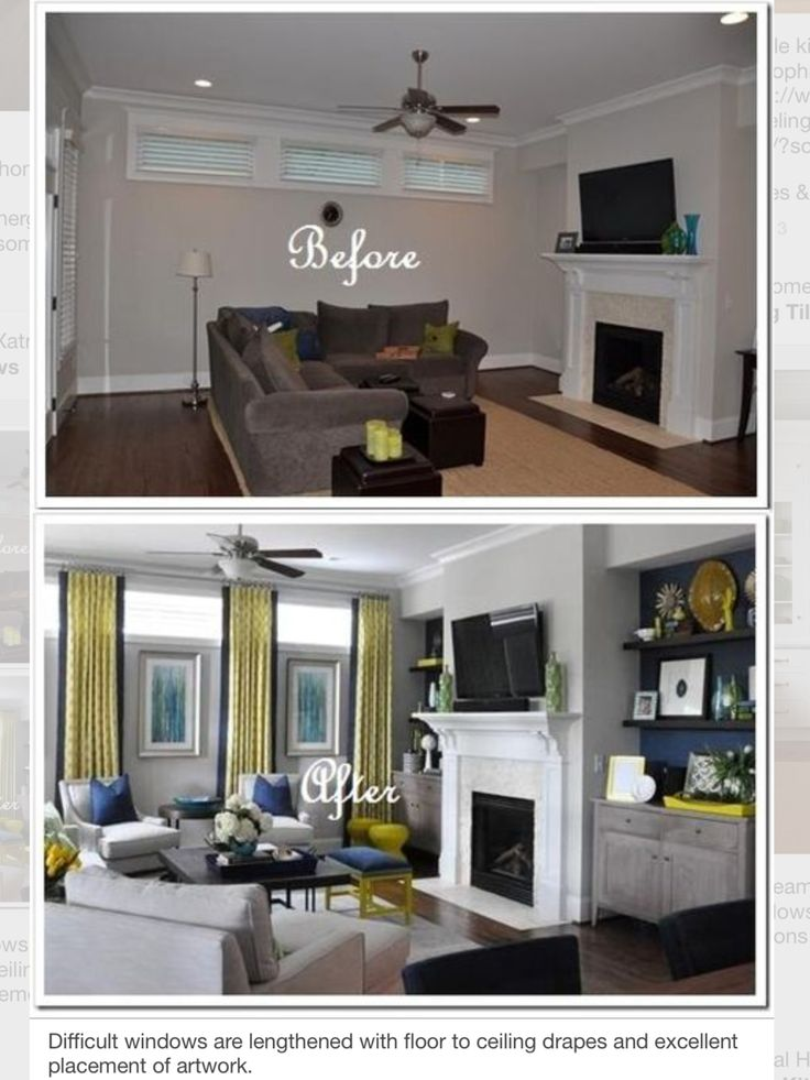 Revealing The Hottest Interior Design Trends For 2015 | Window, Basements  and Living rooms